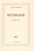 Jacques Roubaud - Octogone - Gallimard
